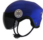 helmet Free Air Com 3 Velvet blue