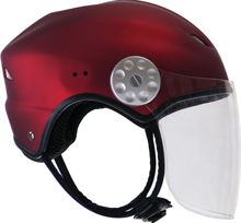 helmet Free Air Com 3 red