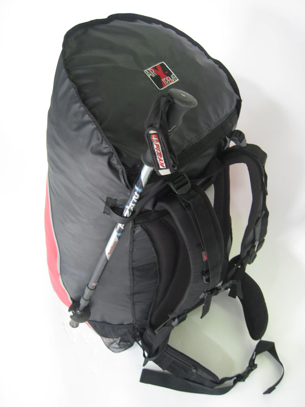 Two Straps for holding hiking poles