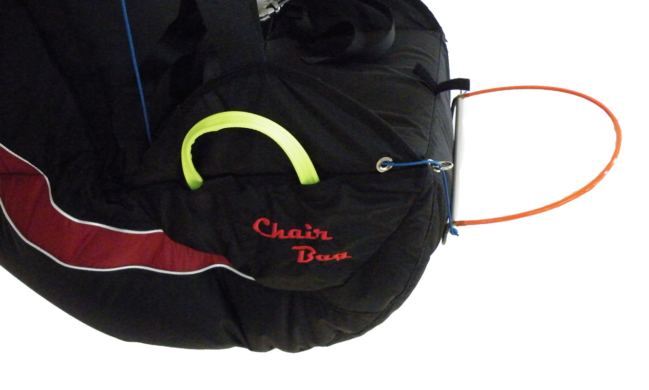 The ChairBag is Speedbar-ready