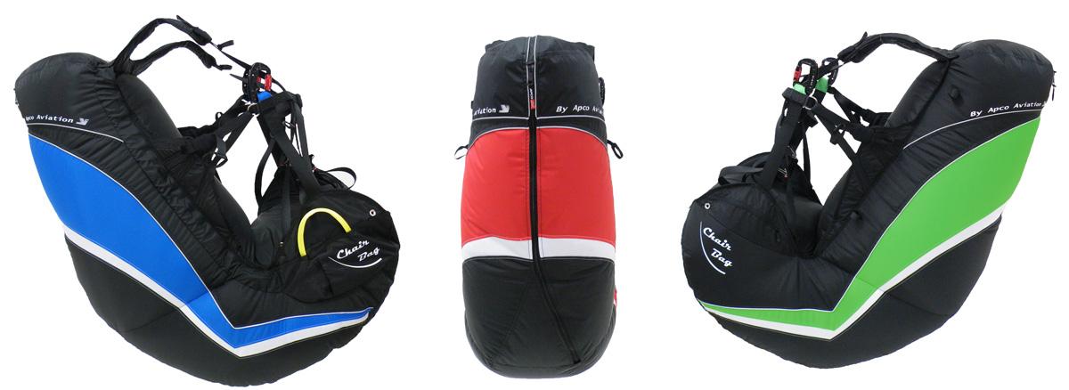 ChairBag II - convertible Harness/Backpack