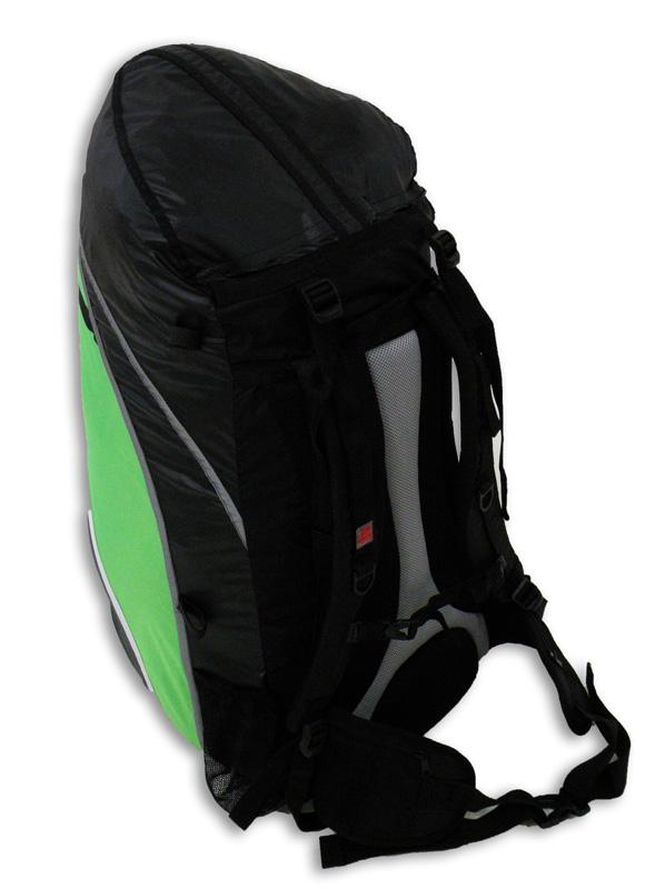 Chairbag III on the back