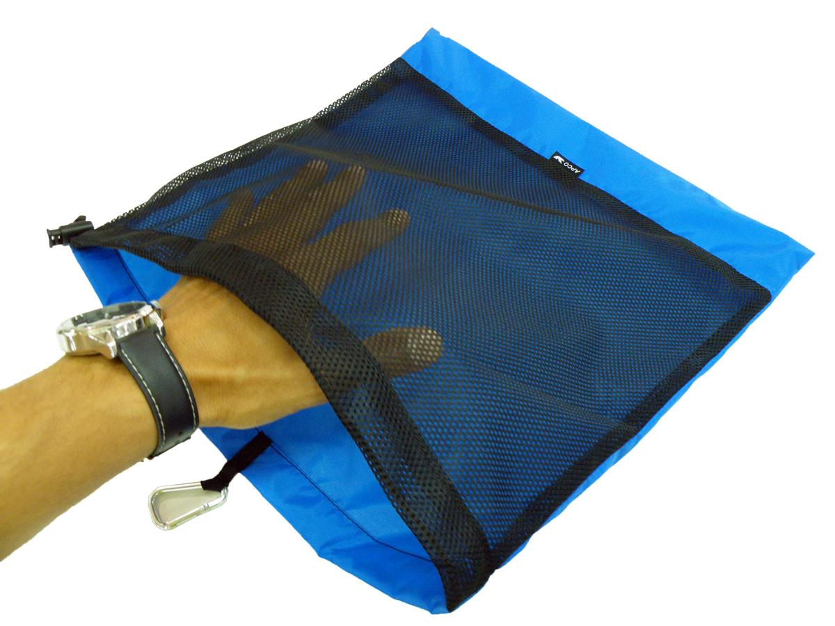 Removable sac in back pocket