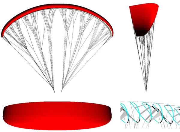3D Plan Form