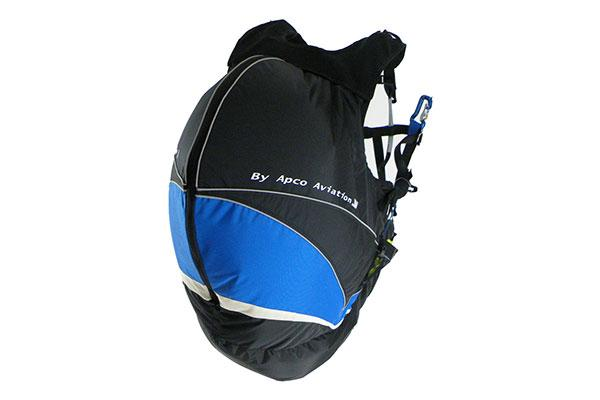 Maximum protection - Cygnus airbag combined with airfoam and Lexan plate (more about protection under pilot protection), with a double chamber Airbag for increased shock absorption capability