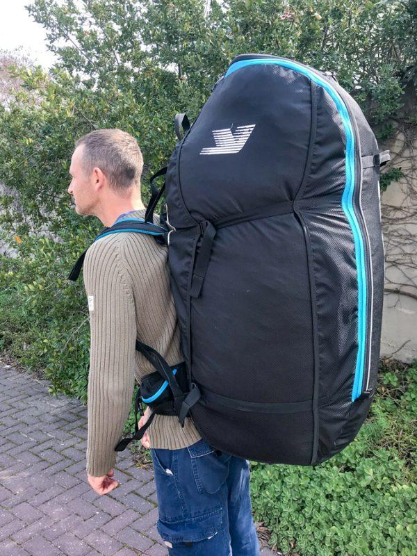 Apco Sherpa Backpack Features